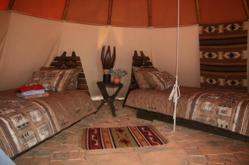 Tipis Africa Guest Lodge Photo