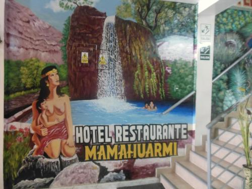Hotel Restaurante Mamahuarmi Churin Photo