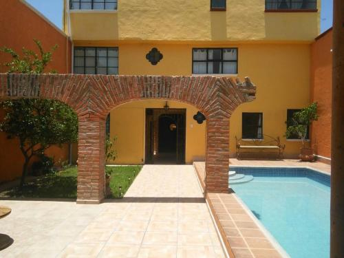 Hotel Hacienda del Carmen Photo
