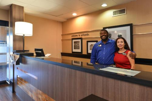 Hampton Inn Closest to Universal Orlando in Orlando