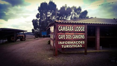 Cambará Lodge Pousada Rústica Photo