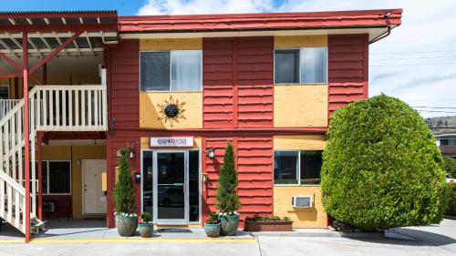 Maple Leaf Motel Inn Towne Photo