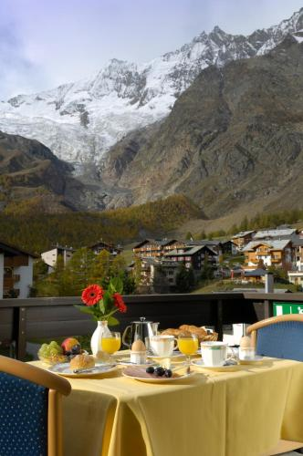 Hotel Alpin Superior Saas Fee