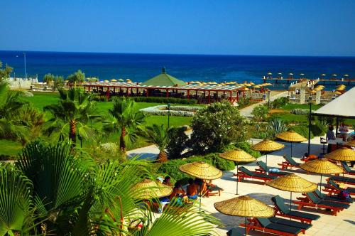 Gumuldur Asa Club Holiday Resort yol tarifi
