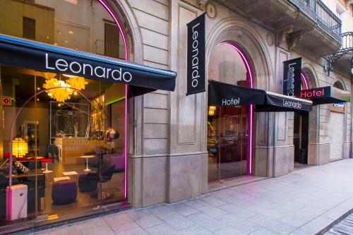 Leonardo Hotel Barcelona Las Ramblas photo 35