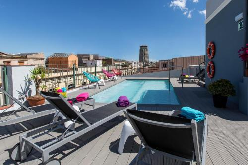 Leonardo Hotel Barcelona Las Ramblas photo 36