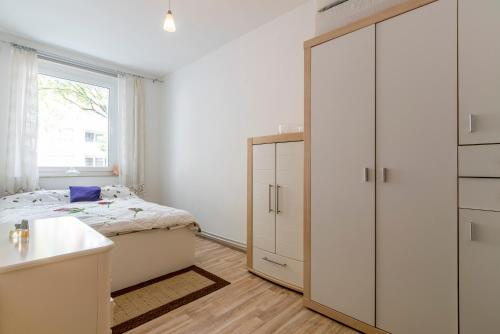 4816 Privatapartment WiFi Zimmermannstrasse, Ганновер
