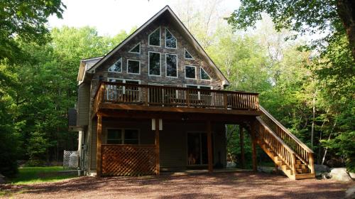 Timber House Photo