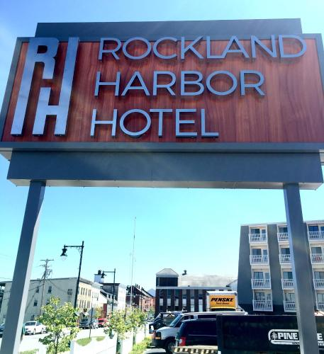 Rockland Harbor Hotel Photo