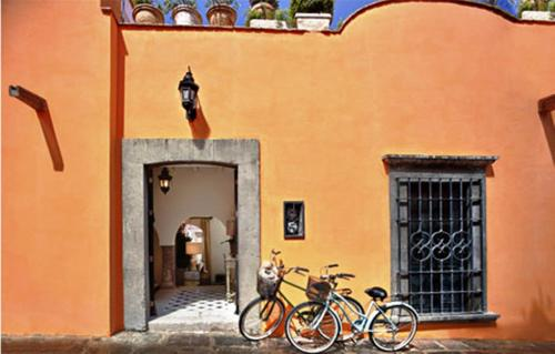 L'Ôtel Chiquitos San Miguel de Allende Photo