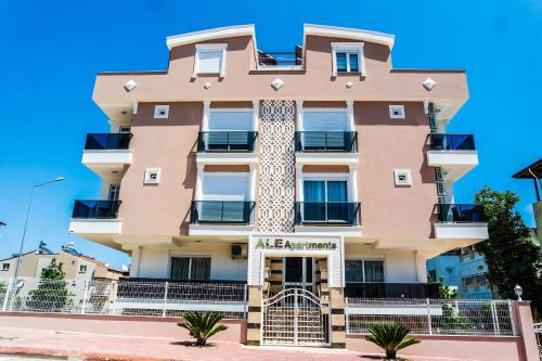 Antalya ALE APARTMENTS HOTEL address