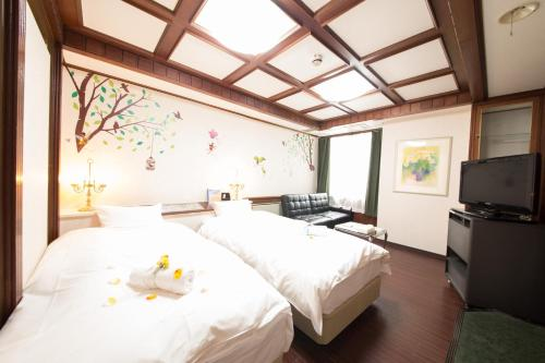 Hotel candy hall adult only osaka osaka prefecture for Candy hotel