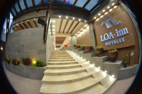 Loa Inn Juarez Puebla Photo