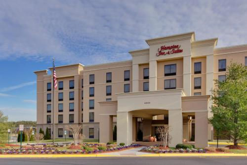 Hampton Inn and Suites Fredericksburg South in Fredericksburg