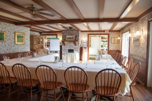 The Quechee Inn at Marshland Farm Photo