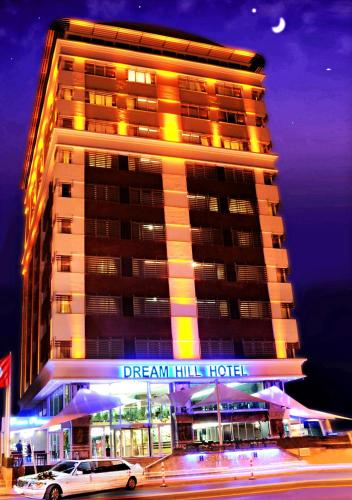 Istanbul Dream Hill Asia Business Deluxe Hotel adres