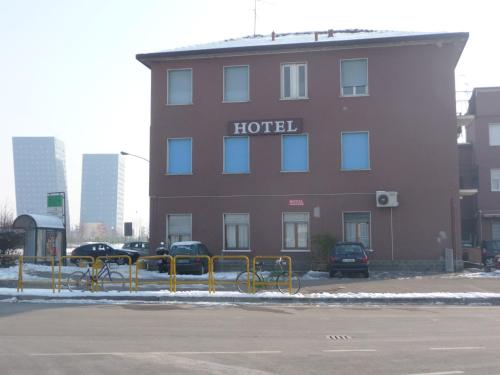 Hotel Fiera Milano JM 88