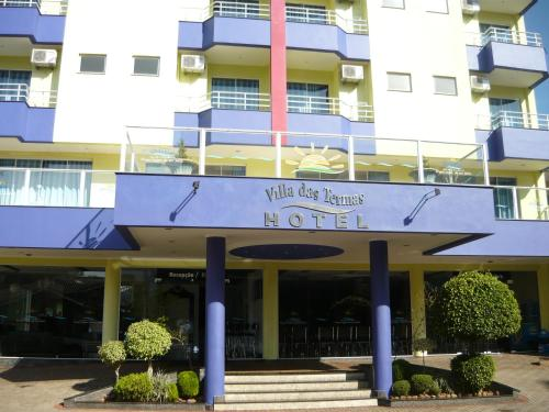 Hotel Villa das Termas Photo