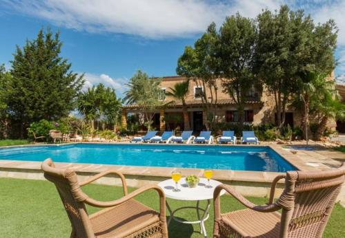 Four-Bedroom Apartment in Mallorca with Pool XXII, Muro