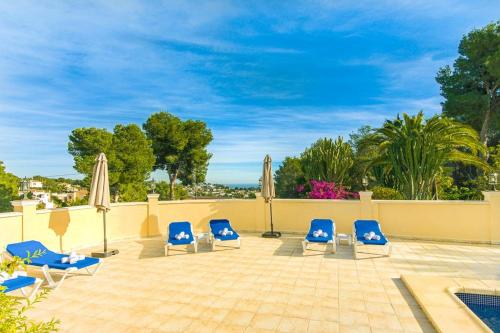 One-Bedroom Apartment in Benissa with Pool III - фото