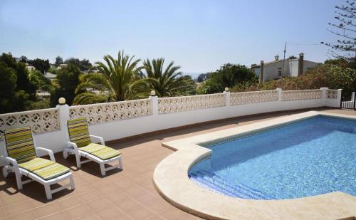 Four-Bedroom Apartment in Benissa with Pool IV - фото 0