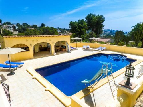 One-Bedroom Apartment in Benissa with Pool I - фото