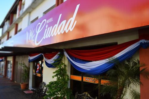 Hotel Ciudad Photo