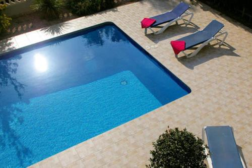 Seven-Bedroom Apartment in Moraira with Pool I, Морайра