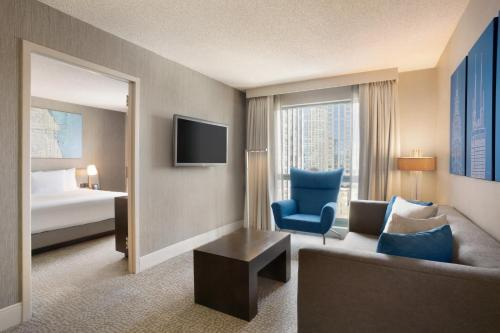 Hilton Chicago/Magnificent Mile Suites impression