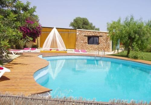 Four-Bedroom Apartment in Ibiza with Pool I - фото 0