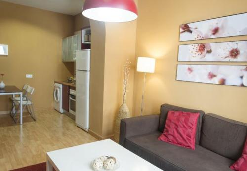 One-Bedroom Apartment in Malaga IV - фото