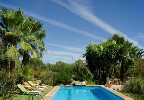 Three-Bedroom Apartment in Mallorca with Pool XII, Pollença