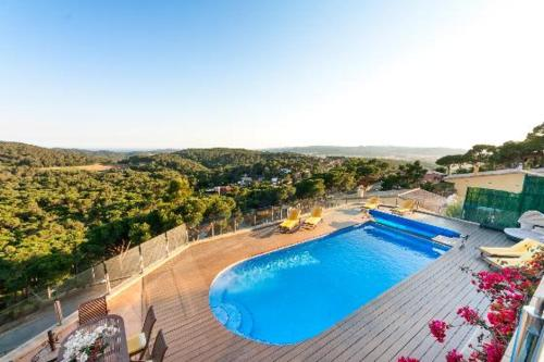 Four-Bedroom Apartment in Begur with Pool II, Багур
