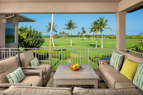 Hualalai Resort Fairway Villa #116D