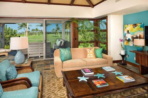 Hualalai Resort Fairway Villa #116D Photo
