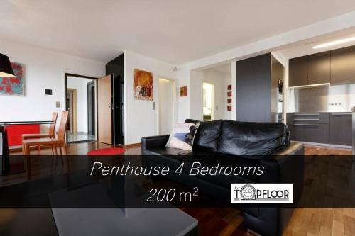 Topfloor Luxembourg Ville - luxembourg - booking - hébergement