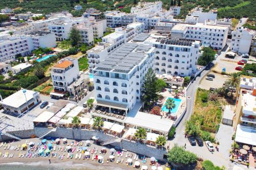 Glaros Beach Hotel - Bouboulinas 5 Greece