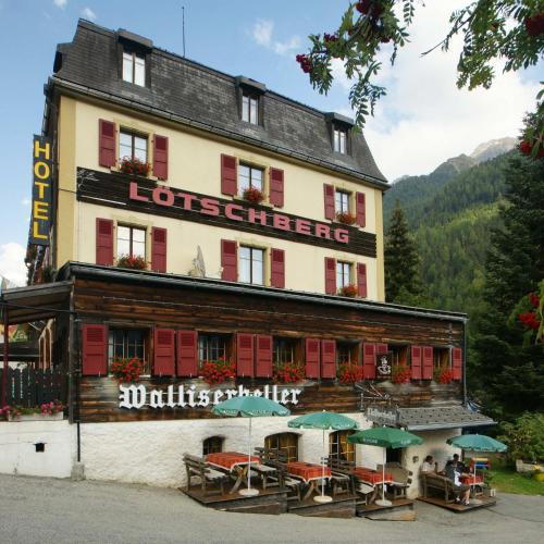 Hotel L&ouml;tschberg