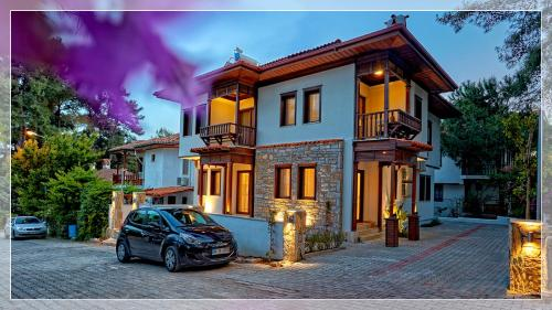 Akyaka Alps suits lavanta tatil
