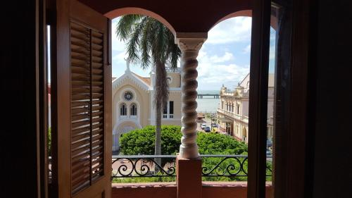 Casco Viejo Roof and Pool Photo