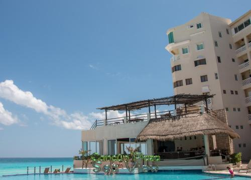 Cancun Plaza Sea View Photo