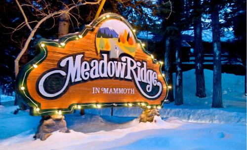 Meadow Ridge Condos by Mammoth Slopes Lodging Photo