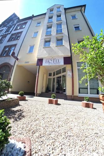 Eurotel am Main Hotel & Boardinghouse, Оффенбах
