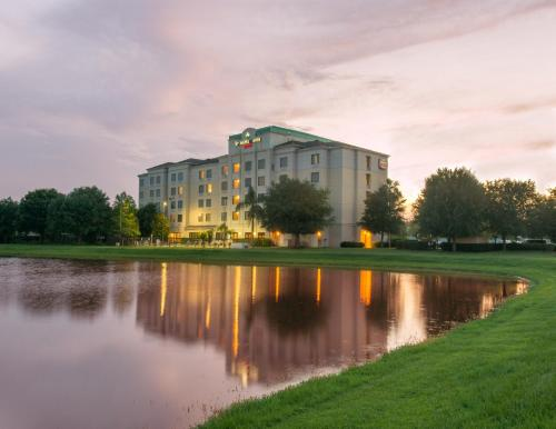 Springhill Suites By Marriott Orlando North/Sanford - Sanford, FL 32771