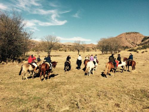 Dos Lunas Horse Riding Lodge Photo