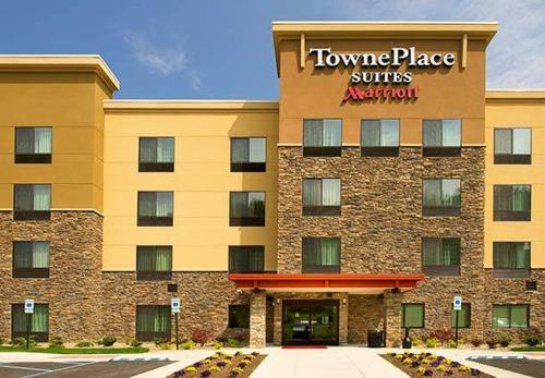 Hotel TownePlace Suites by Marriott Bakersfield West