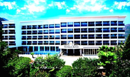 Icmeler Hotelus Royal - Ultra All Inclusive online rezervasyon