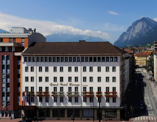hotel europa tyrol innsbruck austria overview. Black Bedroom Furniture Sets. Home Design Ideas
