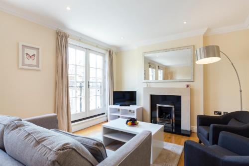 Private Mews House - Knightsbridge - londres -