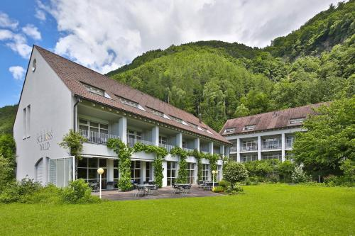 Book a hotel in Liechtenstein